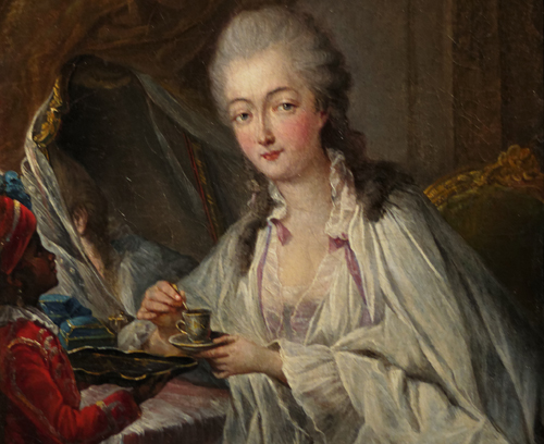 Madame du Barry used Spices