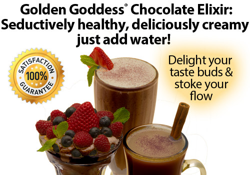 Spices in Golden Goddess Chocolate Elixir